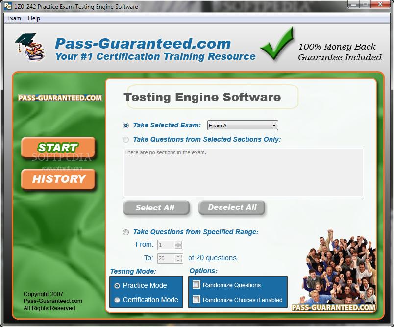 1Z0-242 - PeopleSoft Application Developer II:App Engine & Integration