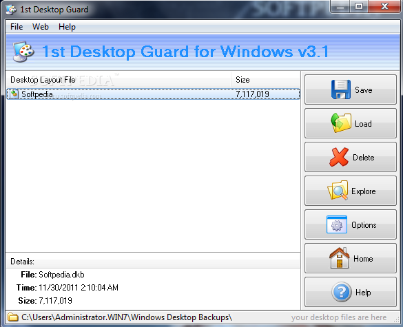 1st Desktop Guard