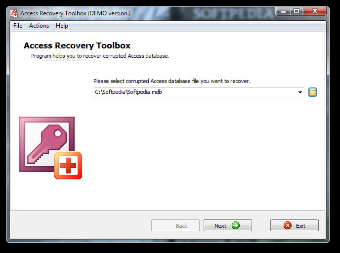 Access Recovery Toolbox