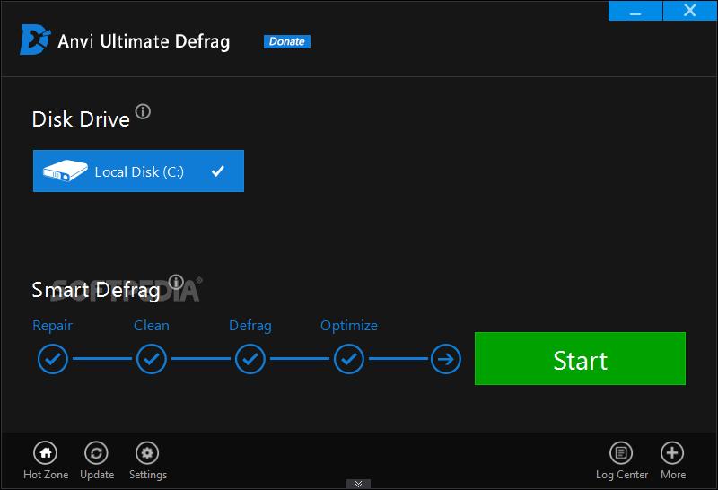 Anvi Ultimate Defrag Pro