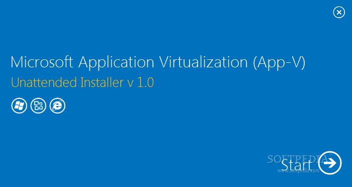 App-V Unattended Installer