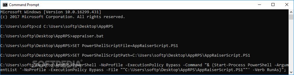 Appraiser Script (Uninstall This App Now PowerShell Script)