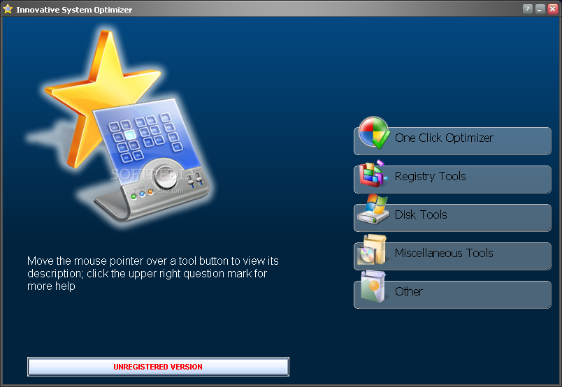 Innovative System Optimizer