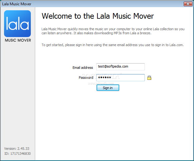 Lala Music Mover