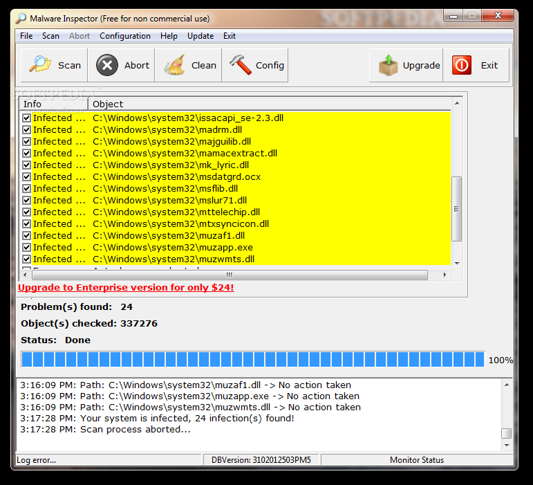 Malware Inspector