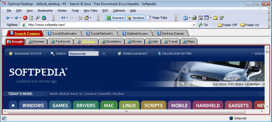 Optimal Desktop 2010 - Professional Edition