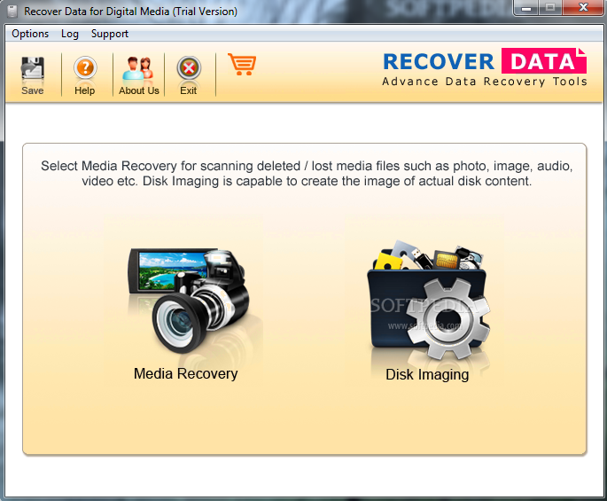 Recover Data for Digital Media