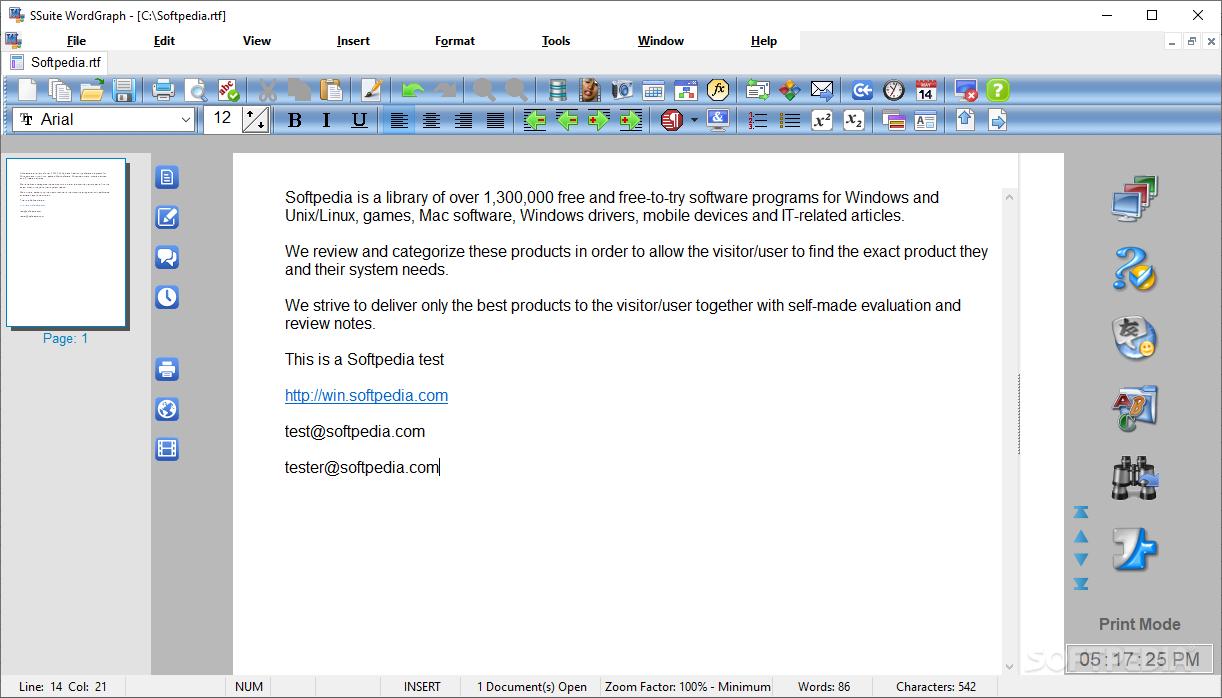 SSuite Office - Excalibur Release