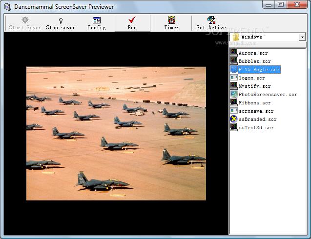 ScreenSaver Previewer