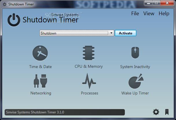 Shutdown Timer Portable