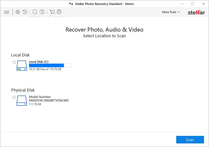 Stellar Photo Recovery Windows