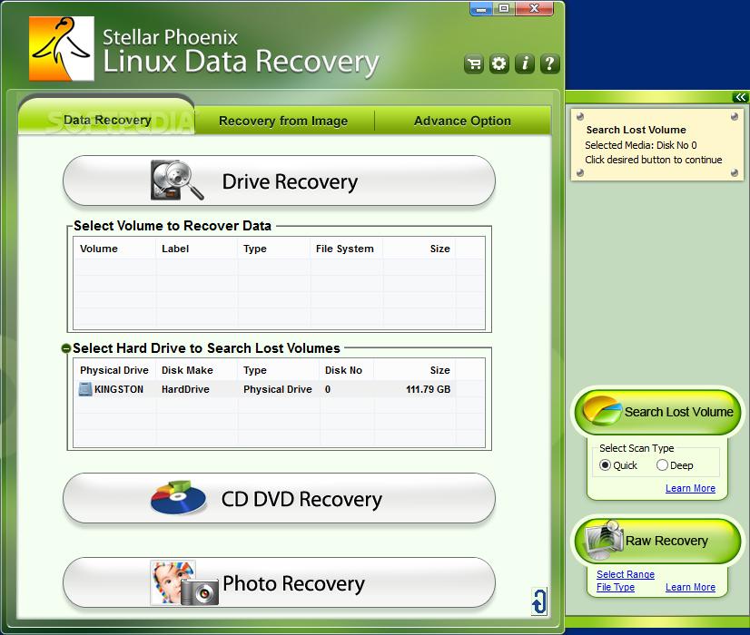 Top 43 System Apps Like Stellar Phoenix Linux Data Recovery - Best Alternatives