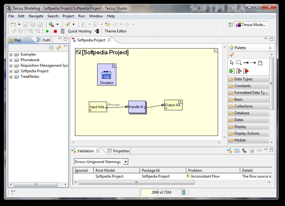 Tersus Visual Programming Platform