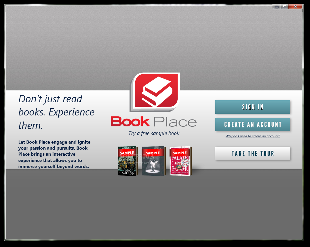 Toshiba BookPlace