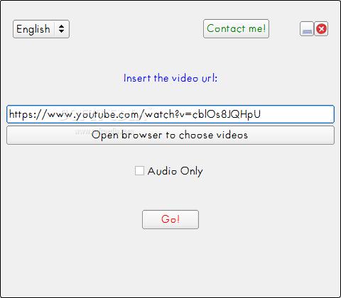Jarvis Youtube Downloader (formerly Video Downloader)
